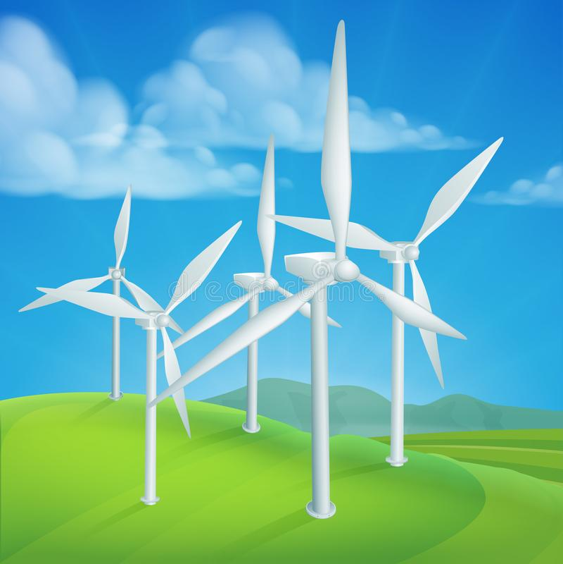 Electricity Power Generation Methods Stock Illustrations – 9