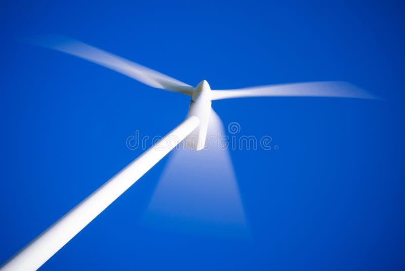 Wind Energy Turbine Stock Photography