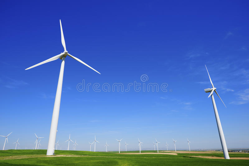 Download Wind Energy Royalty Free Stock Photos - Image: 30703998