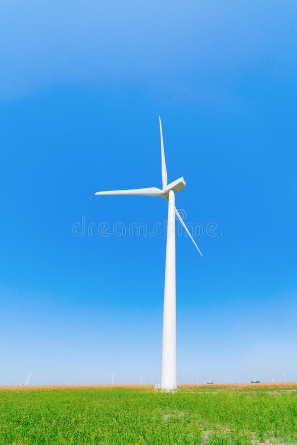 Download Wind Farm stock photo. Image of gravel, alternative, electricity - 17336736