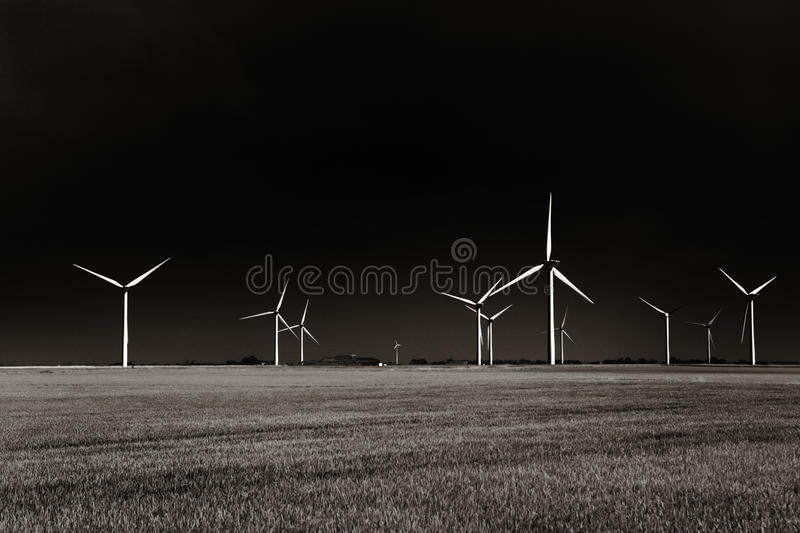 Download Wind farm stock photo. Image of generate, carbon, farm - 26625640