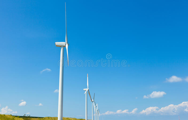 Download Wind farm stock photo. Image of mill, generation, farm - 34063574
