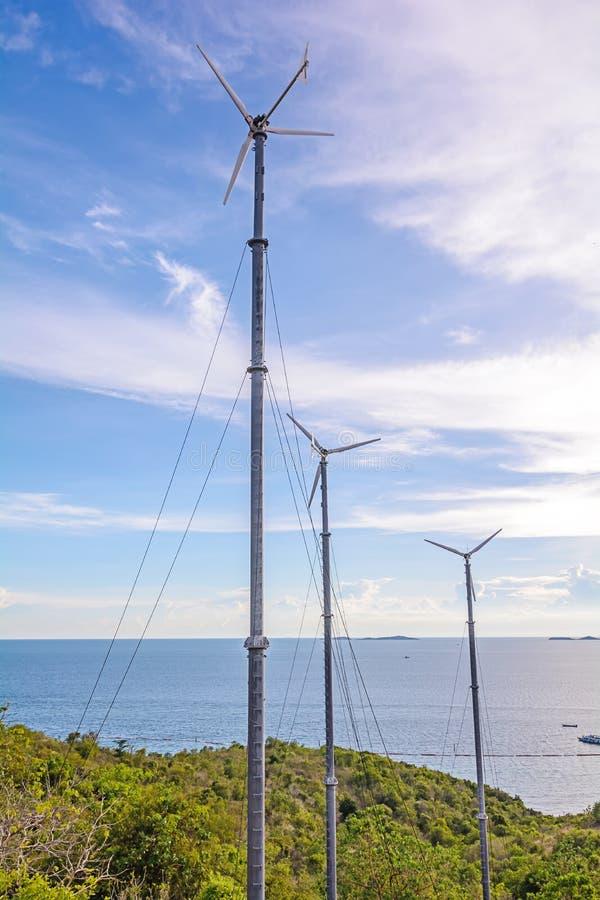 Download Wind farm. stock image. Image of turbine, mill, environmental - 41492717