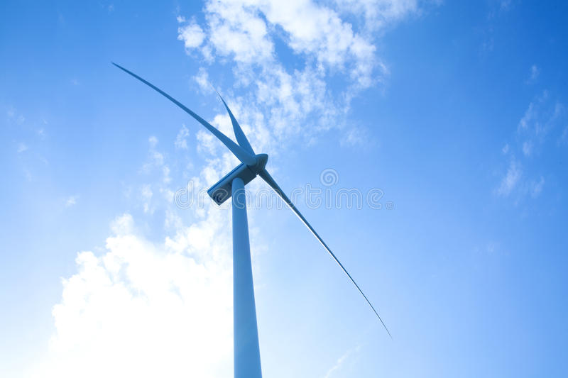 Download Wind generator stock photo. Image of ecological, field - 25973990