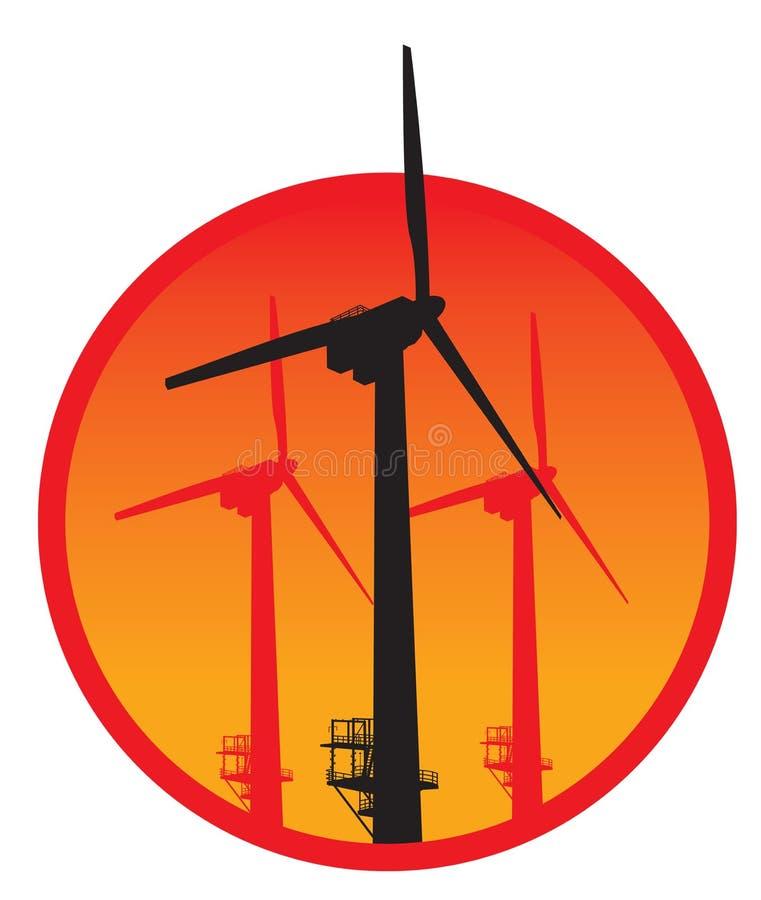 Wind Generator Vector Stock Photo Image 70049576