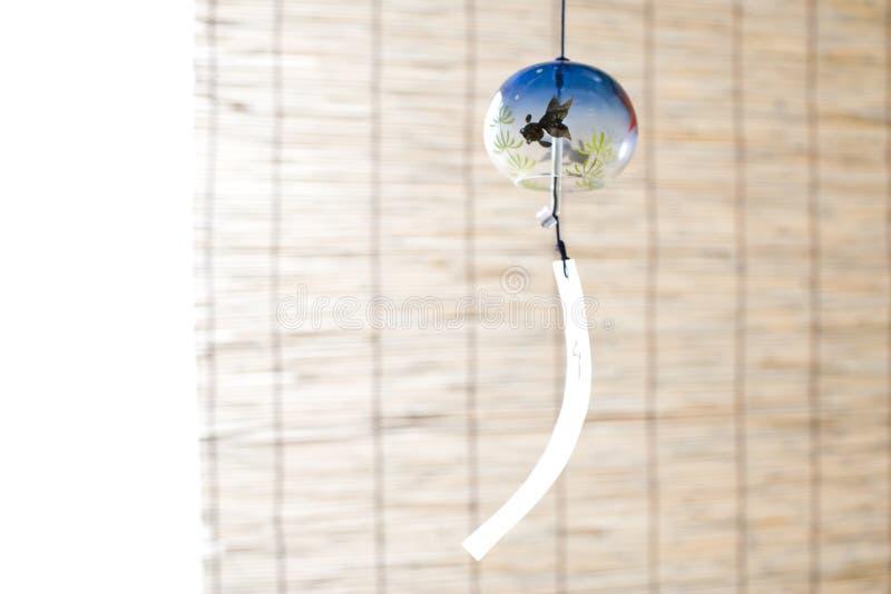 Wind-Glocke lizenzfreie stockbilder