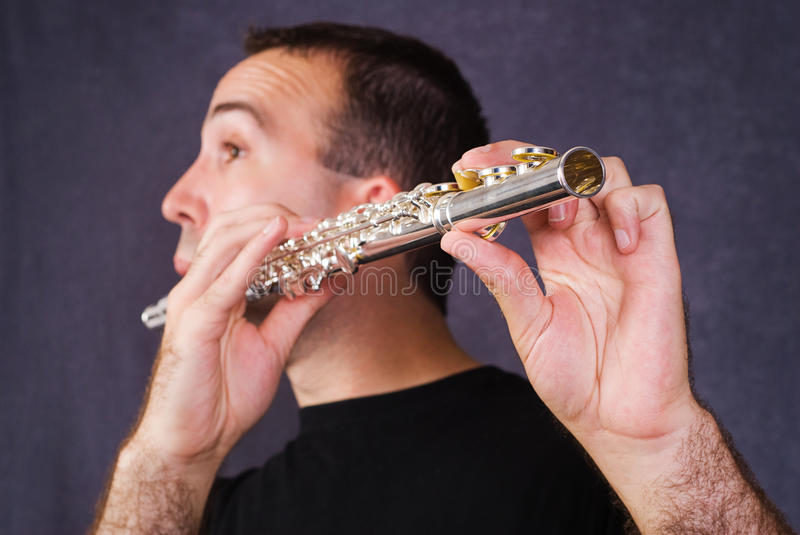 Wind Instrument royalty free stock images