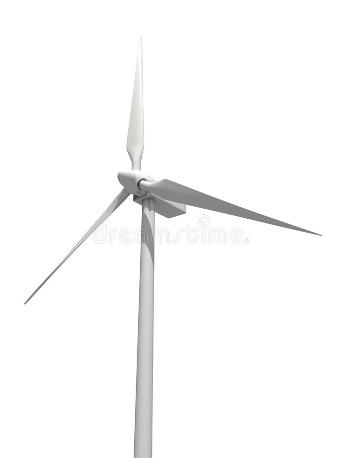 Free Wind Mill Stock Photography - 1256922