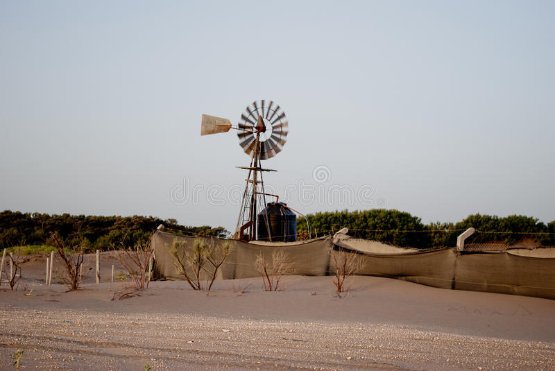 Download Wind Mill Royalty Free Stock Images - Image: 22238859
