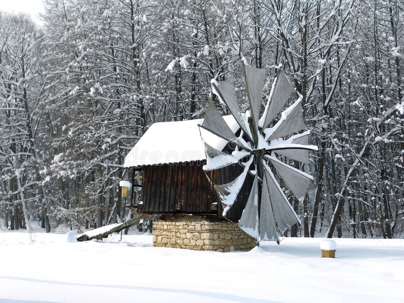 Download Wind Mill Stock Photo - Image: 70550