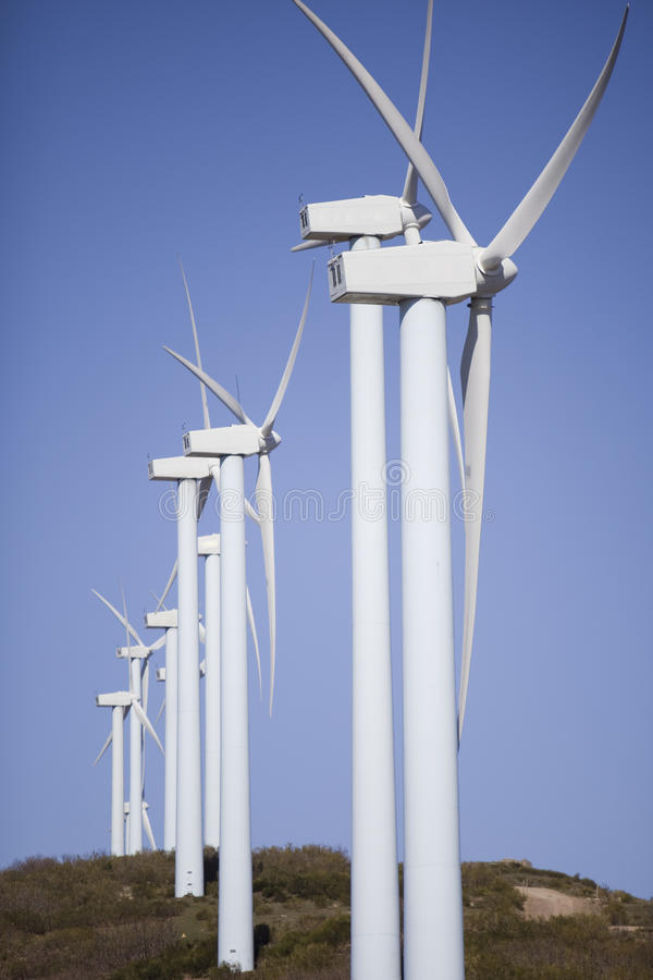 Download Wind mill clean power stock photo. Image of rotating - 10747780