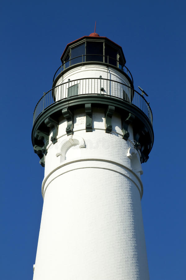 Download Wind Point Lighthouse stock photo. Image of lighthouse - 21062118