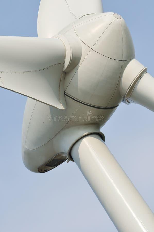 Wind-power imagem de stock royalty free