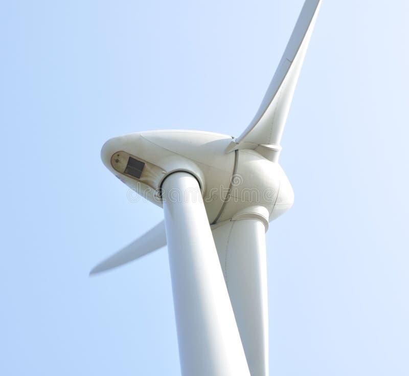 Wind-power royalty-vrije stock afbeeldingen