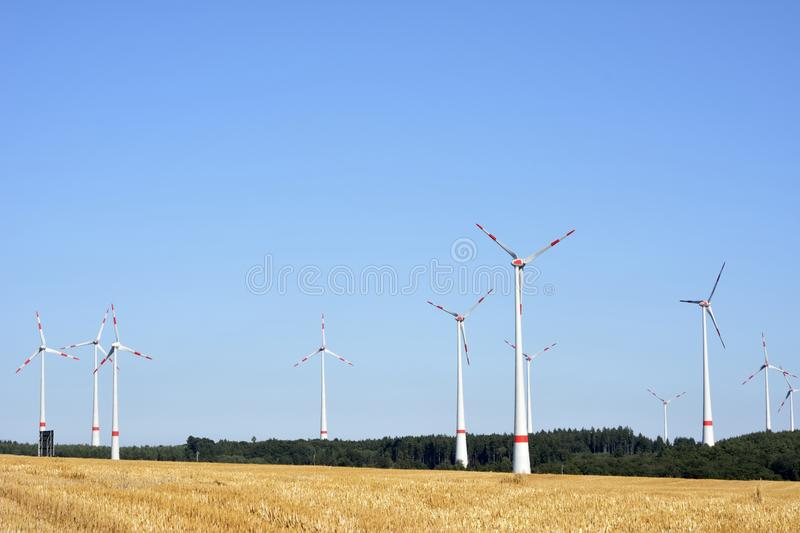 Download Wind Power stock image. Image of plant, renewable, technology - 34159941