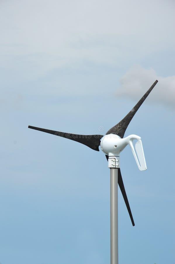 Wind power fan