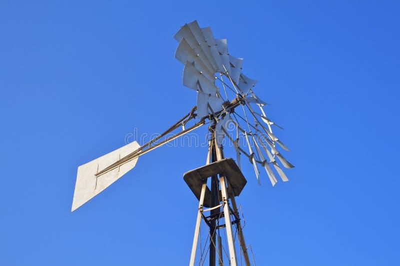 Wind power generator royalty free stock photos