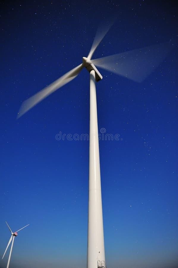 Download Wind power generators stock photo. Image of generate - 21040636
