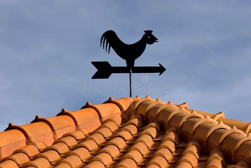 Wind-Schauzeichen lizenzfreies stockfoto