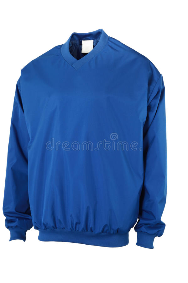 Wind Shirt Front royalty free stock images