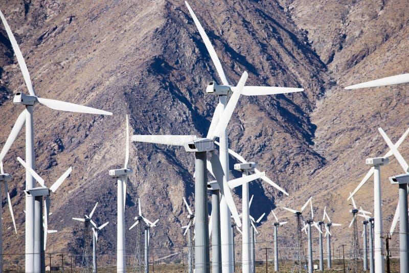 Wind-Tausendstel lizenzfreie stockfotos