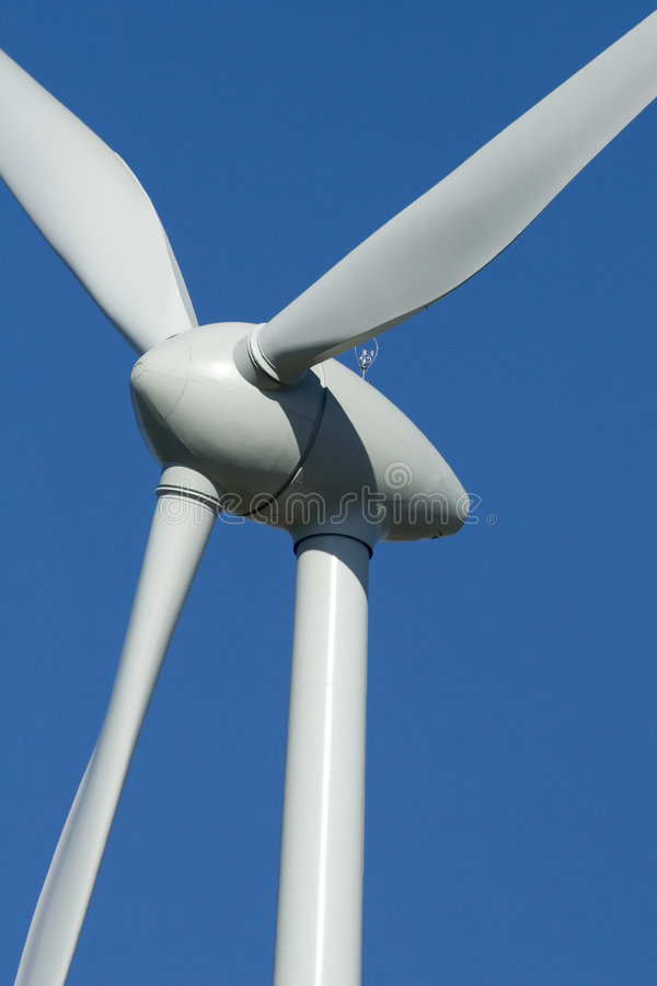 Wind Turbine 03 royalty free stock image