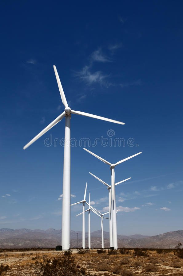 Free Wind Turbine Royalty Free Stock Photography - 10962797