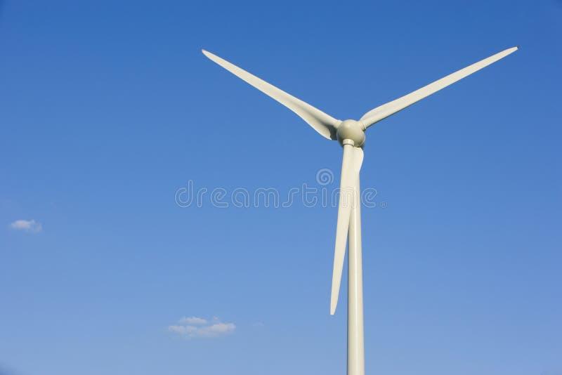 Wind turbine royalty free stock photography