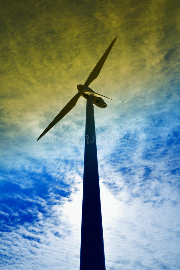 Free Wind Turbine Stock Images - 14621764