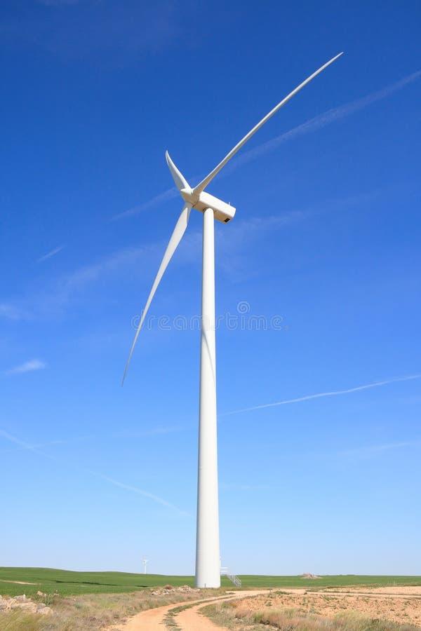 Free Wind Turbine Royalty Free Stock Photography - 18850297