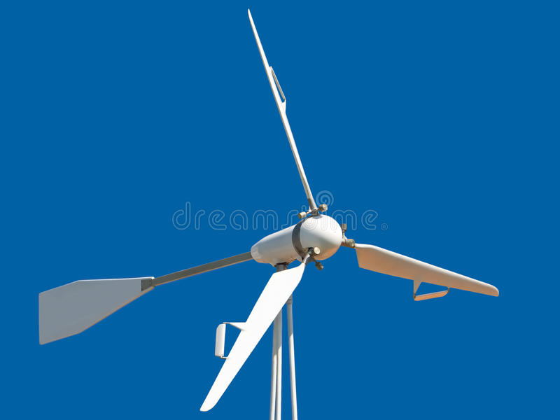 Download Wind Turbine Royalty Free Stock Photos - Image: 19655378