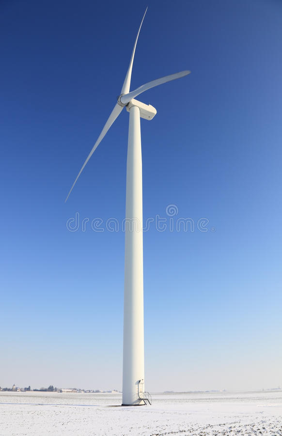 Download Wind turbine stock photo. Image of ecology, nature, green - 23353448