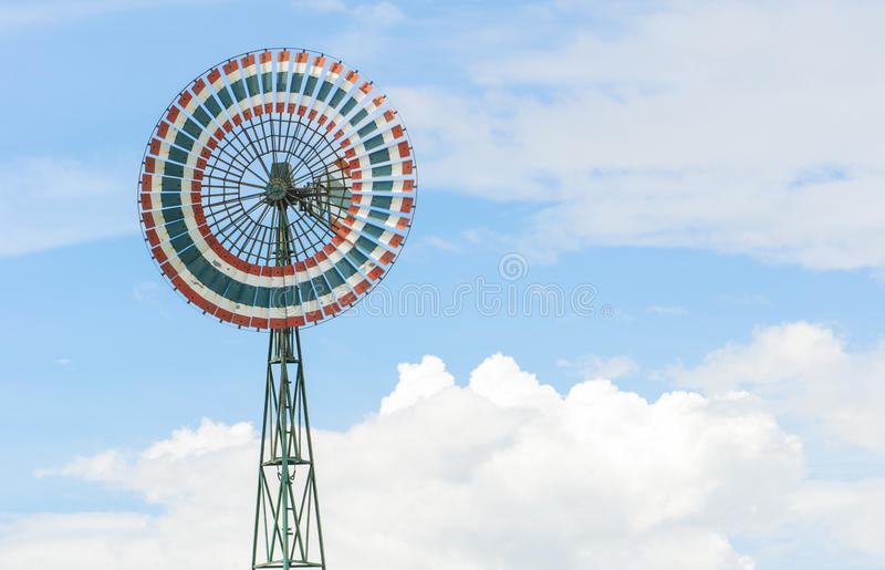 Download Wind turbine stock photo. Image of childhood, game, efficiency - 26571592