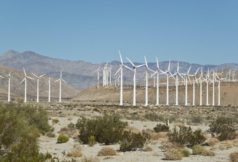 Download Wind Turbine Farm In Southern California Stock Photo - Image: 22045322