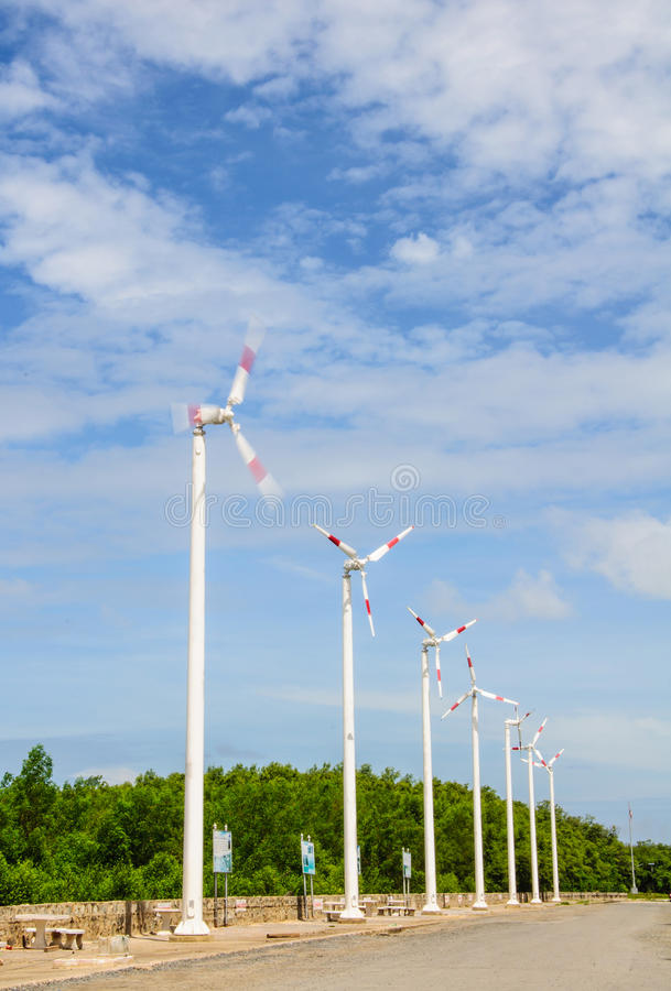 Download Wind Turbine Royalty Free Stock Photos - Image: 31717788