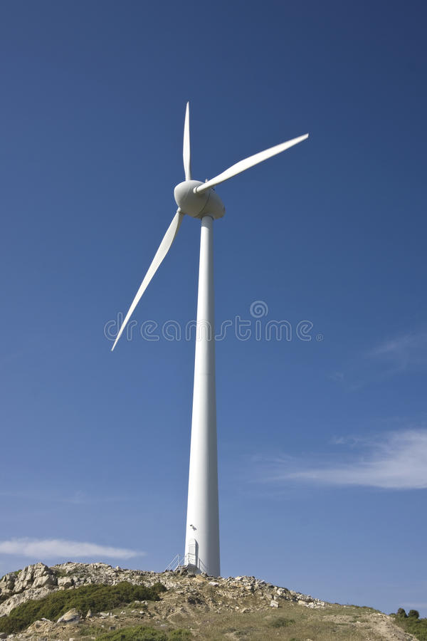 Download Wind Turbines Royalty Free Stock Images - Image: 14478789