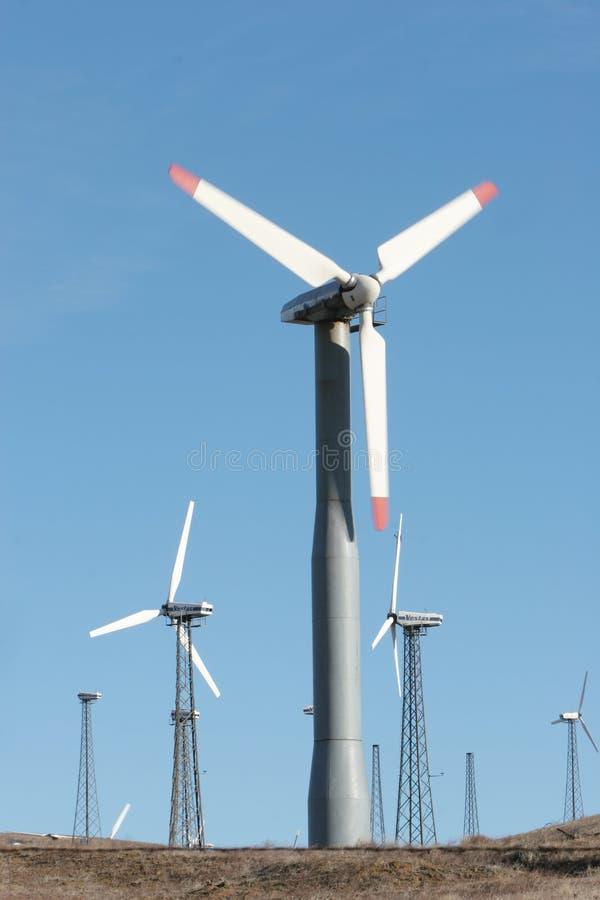 Download Wind turbines stock photo. Image of renewable, propeller - 2305724