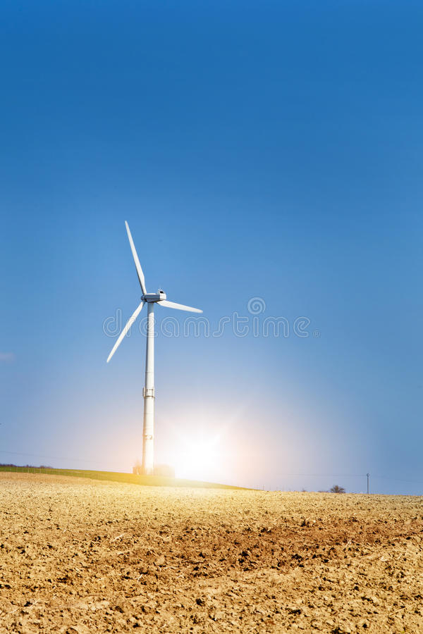 Download Wind Turbines Royalty Free Stock Photos - Image: 24024778