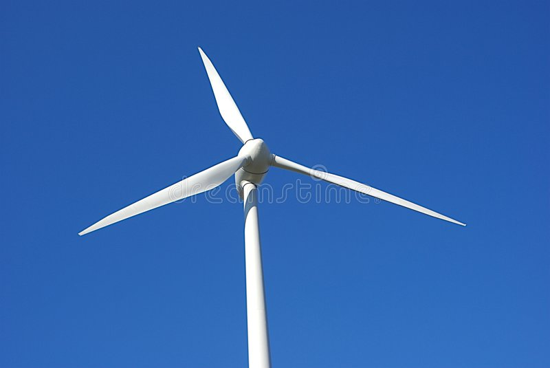 Download Wind turbines stock image. Image of electricity, ecological - 4461641
