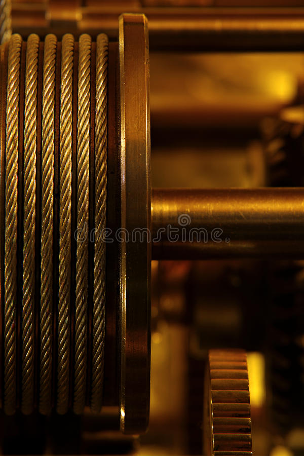 Download Wind-up device stock image. Image of pattern, mechanism - 19980383