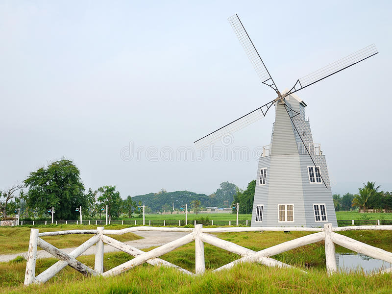 Wind Wheel Royalty Free Stock Photo
