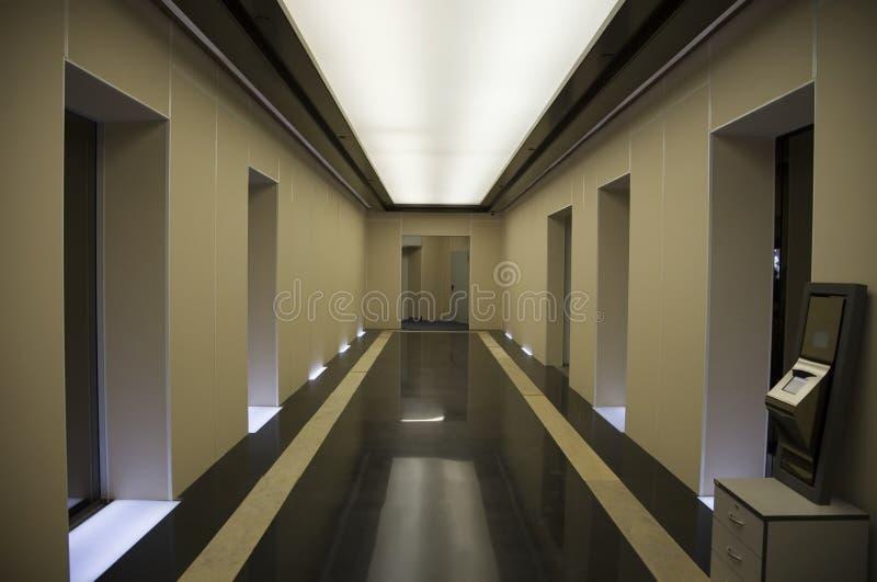 winda jest sali zdjęcia stock