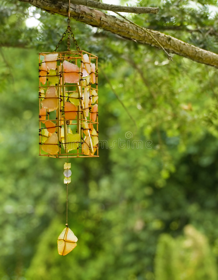 windchime fotografia royalty free