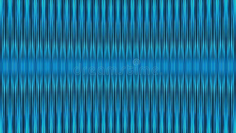 Windende Draden 02 vector illustratie