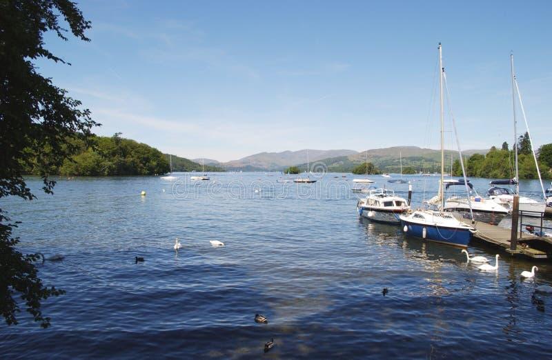 windermere озера стоковые изображения