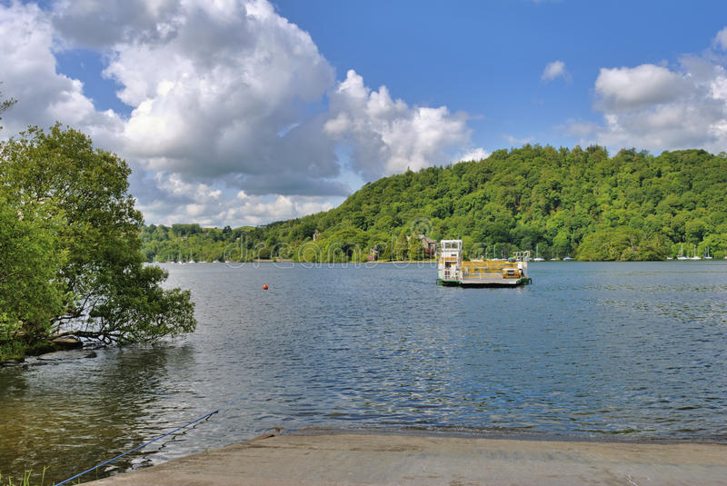 Download Windermere Ferry Royalty Free Stock Photo - Image: 19948545
