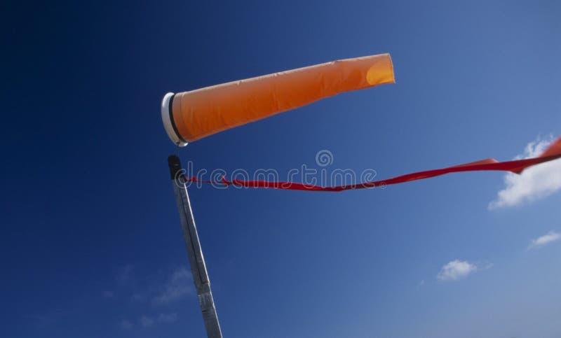Windhülse lizenzfreie stockbilder