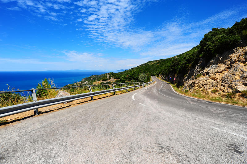 Download Winding Road Stock Images - Image: 15457814