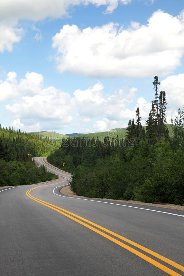 Download Winding road stock photo. Image of tortuous, scenic, serpentine - 20535604