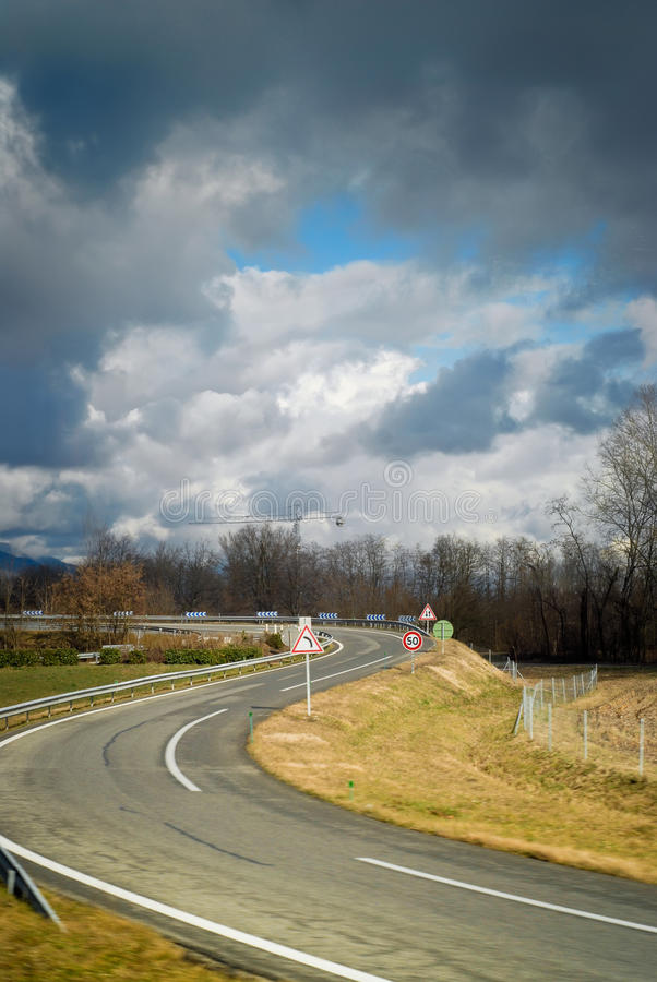 Download Winding road stock photo. Image of road, rural, beautiful - 28011978